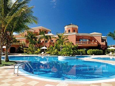Отель Las Madrigueras 5*