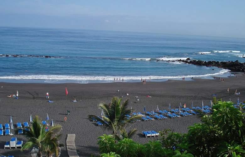 Пляжи Пуэрто де ла Круз