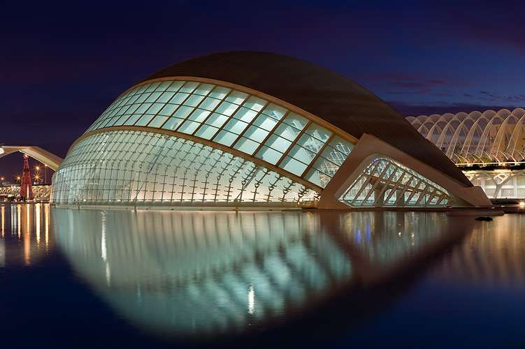 Достопримечательности Валенсии - город искусств и науки