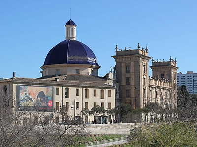 Достопримечательности Валенсии - Музей Изящных Искусств