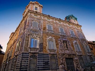 Достопримечательности Валенсии - дворец Маркиза Дос Агуас