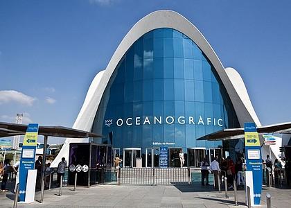 Достопримечательности Валенсии - океанографический парк