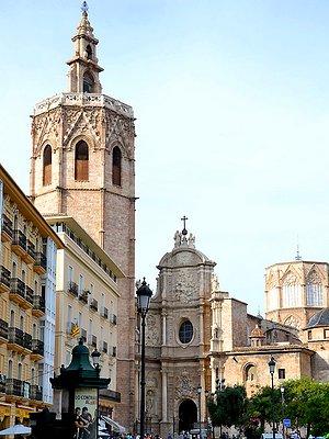Достопримечательности Валенсии - кафедральный собор