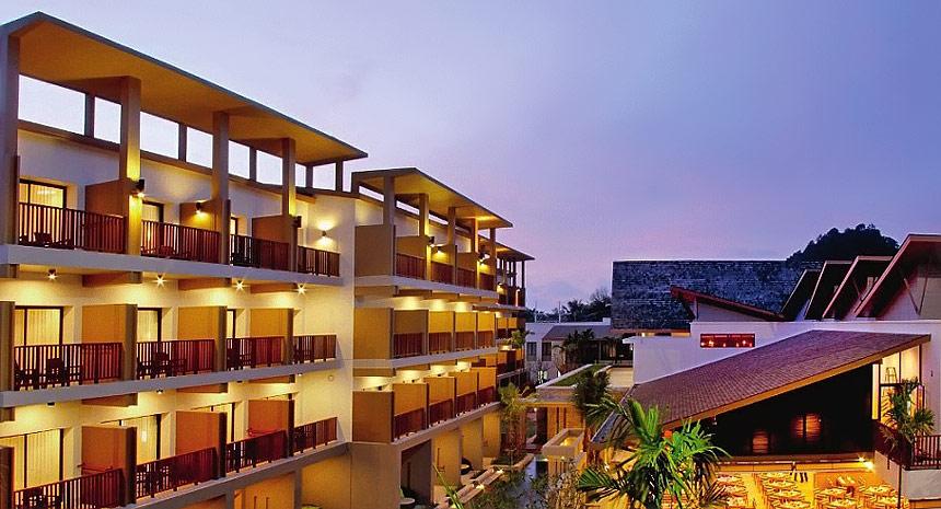 доступные отели в Таиланде