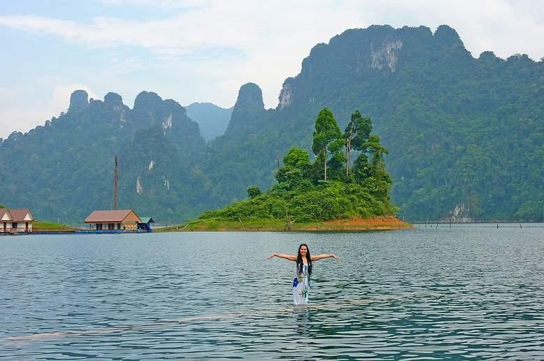 Паттайя или остров Пхукет - озеро Чиеу-Лан