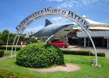 Что посмотреть в Паттайе: океанариум Underwater World