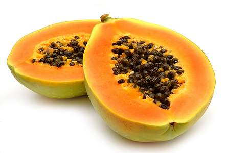 Фрукты Таиланда: папайя