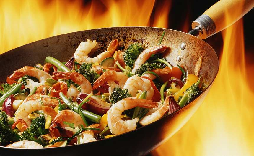 Обзор тайской кухни