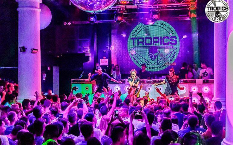 ночной клуб Disco Tropics Жирона