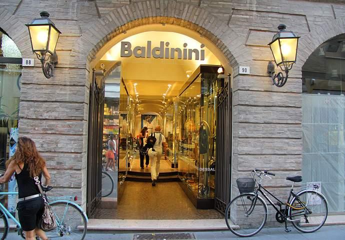 модный шоппинг в Римини