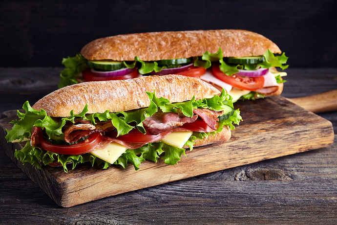испанские бутерброды