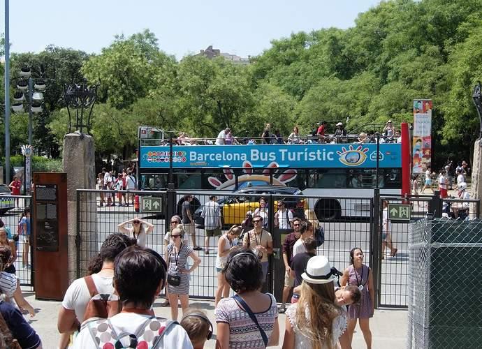 как добраться до Саграда Фамилия в Барселоне