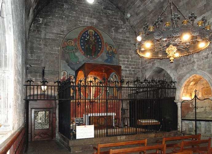 соборы в барселоне