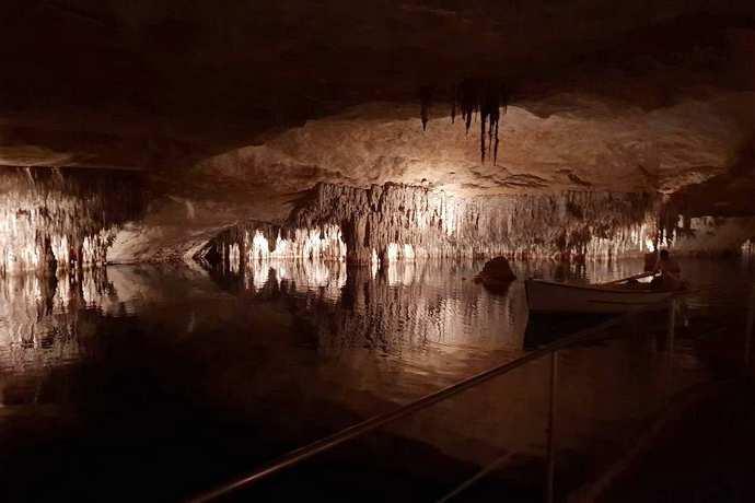 пещеры дракона майорка