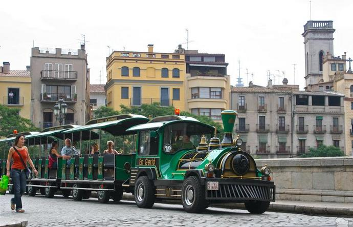 туристический поезд