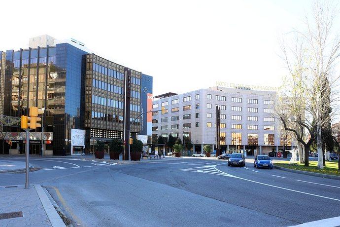 достопримечательности Таррагоны и автовокзал