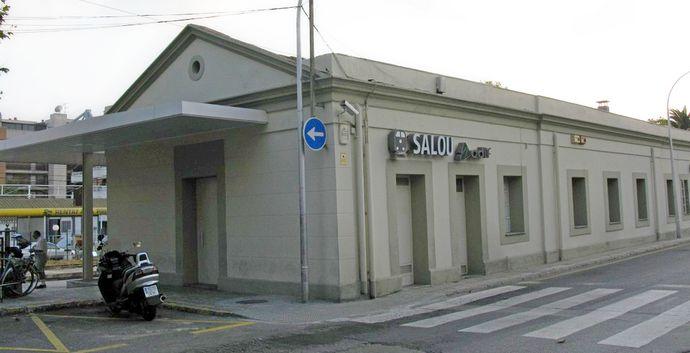 как добраться до достопримечательностей Таррагоны на поезде из Салоу