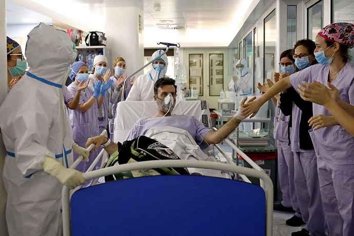 коронавирус в испании 2020 последние новости