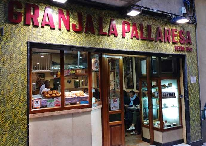 Granja La Pallaresa Barcelova