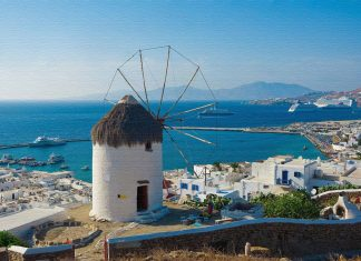 Погода в Греции по месяцам