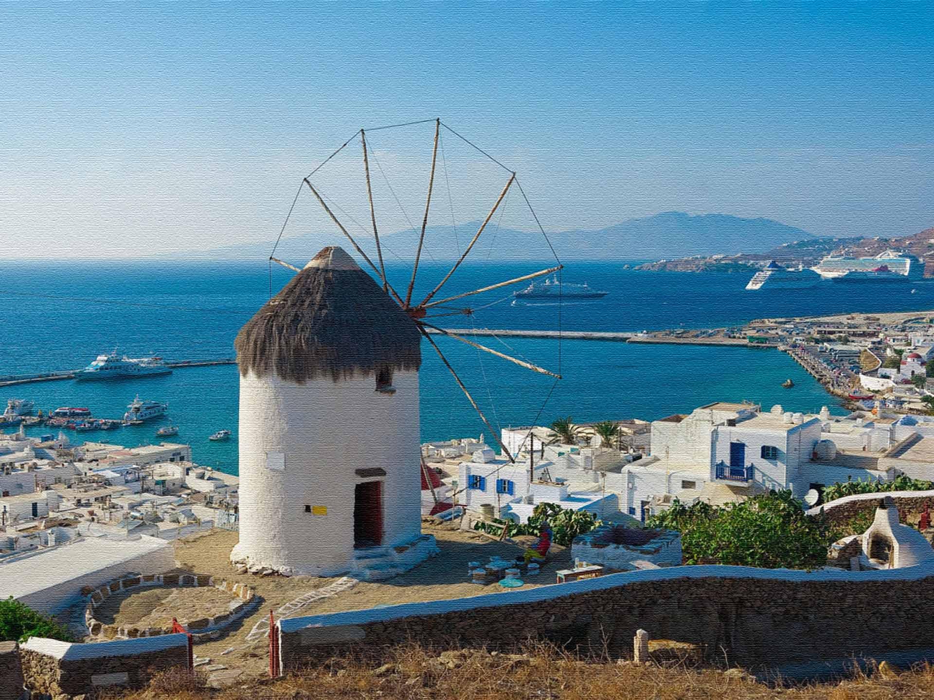 Климат и погода в Греции по месяцам и регионам. Когда лучше отдыхать в Греции