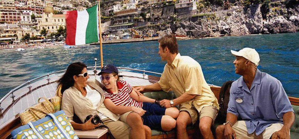 Отдых в Италии с детьми
