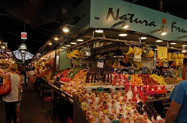 рынок ла бокериа
