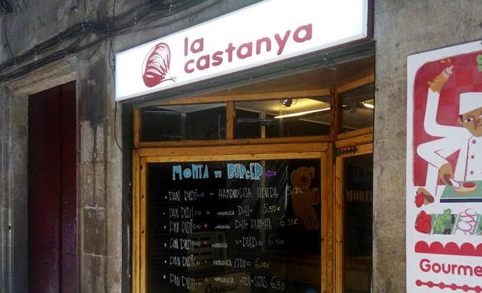 LA CASTANYA barcelona