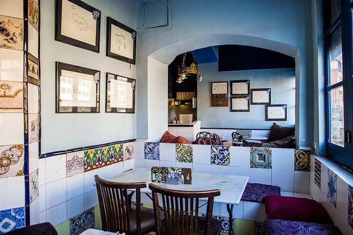 бары и кафе Жироны