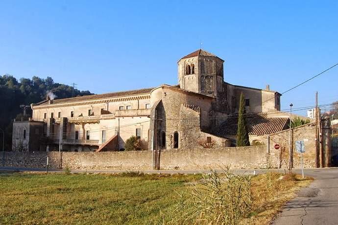 монастырь Сан Даниэль в Жироне