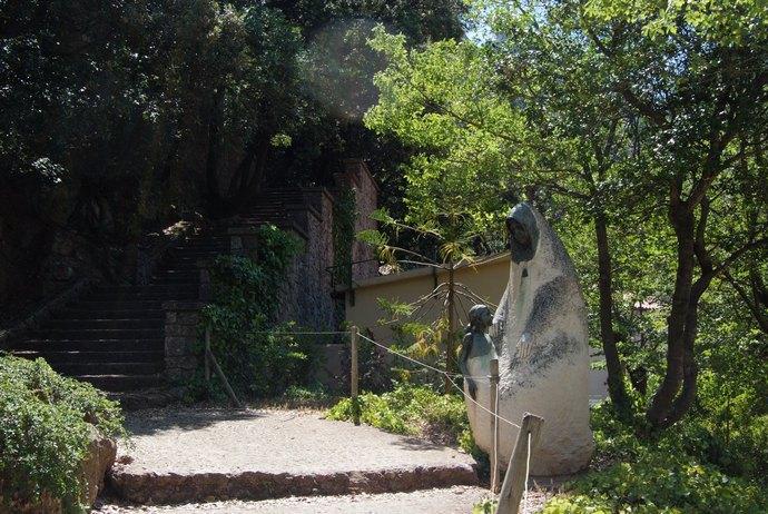 Святая Дева в монастыре Монтсеррат
