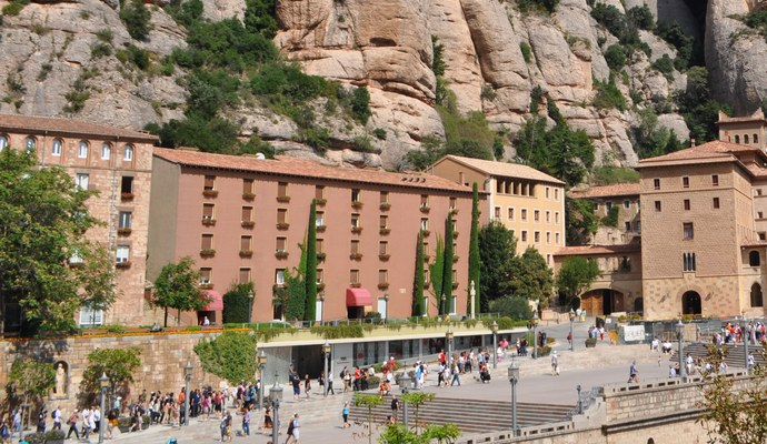 музей монастыря Монтсеррат