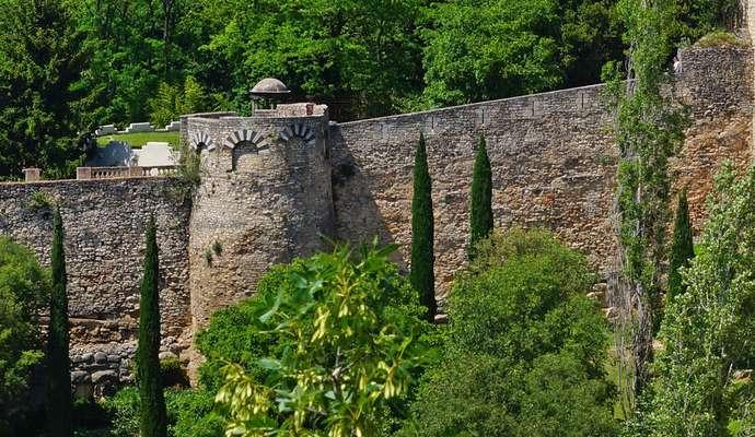 неизведанная Жирона: башня Жиронелья