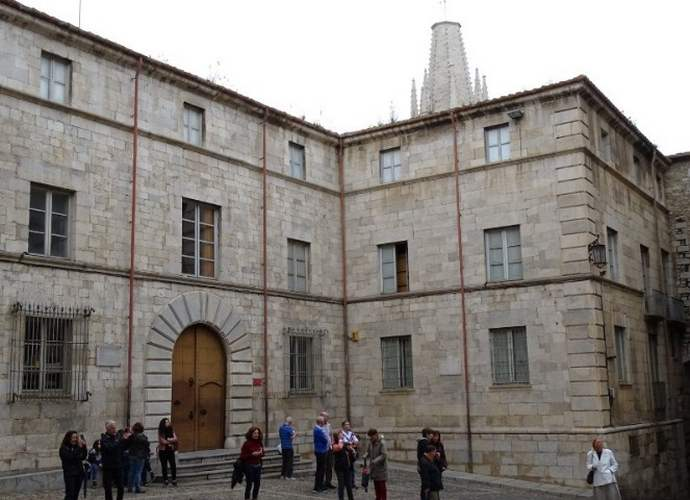 неизведанная Жирона: центр современного искусства