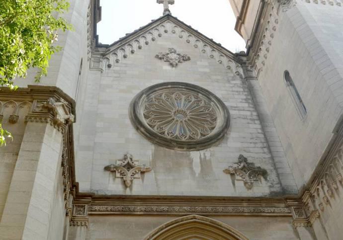 неизведанная Жирона: церковь Святого сердца
