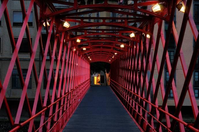 неизведанная Жирона: мост Эйфеля