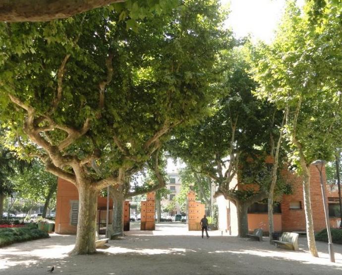 неизведанная Жирона: парк Де ла Давеса