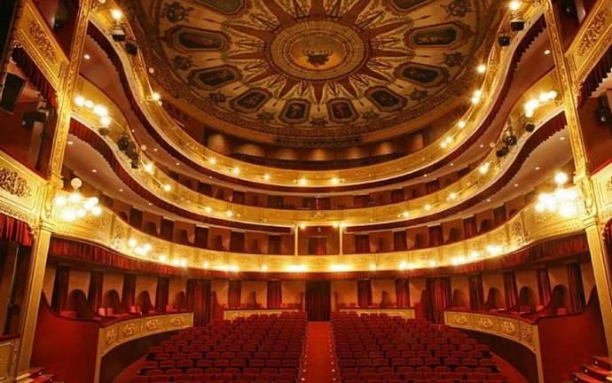 неизведанная Жирона: Муниципальный театр