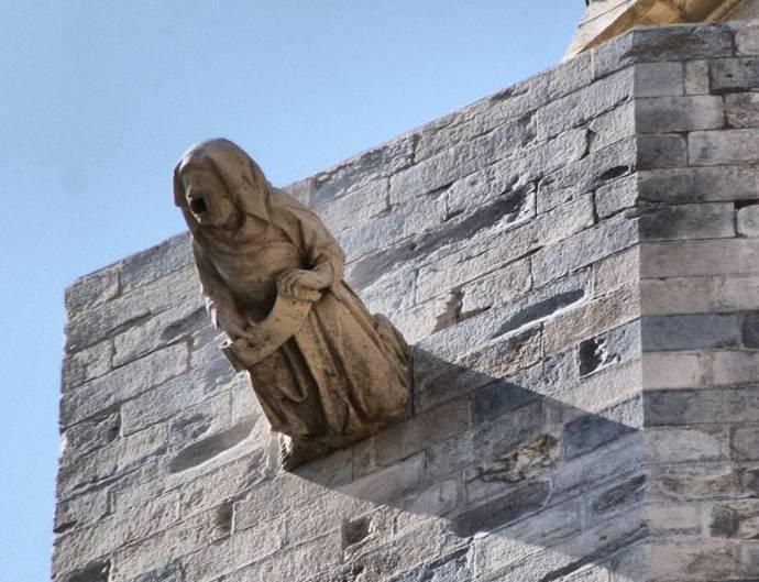неизведанная Жирона: ведьма на Кафедральном соборе