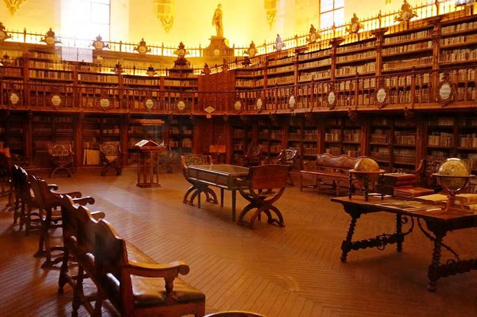 образование в Испании для иностранцев: университет Саламанки