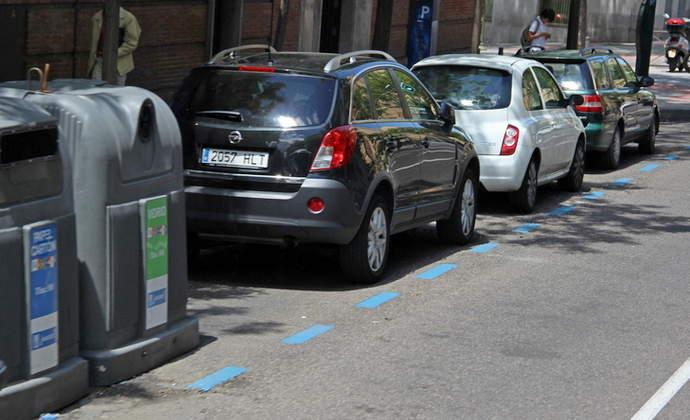 правила дорожного движения в испании