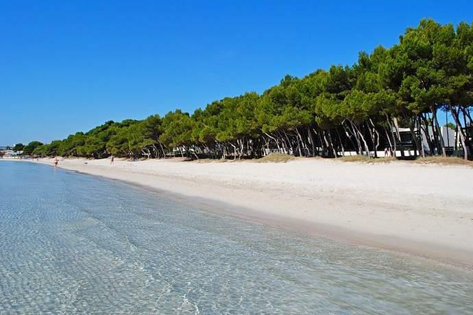 пляж Плайя де Муро