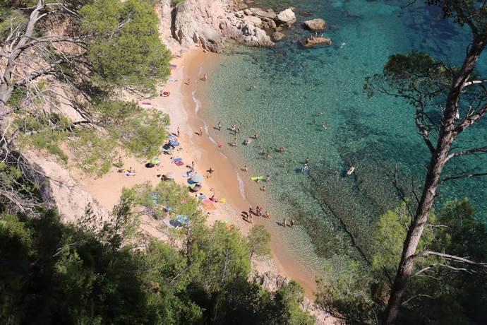 пляж Cala del Señor Ramón