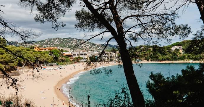 пляж Феналс Ллорет де Мар