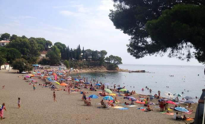 пляж Grifeo