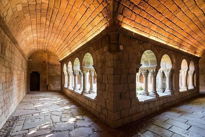 достопримечательности барселоны: испанская деревня