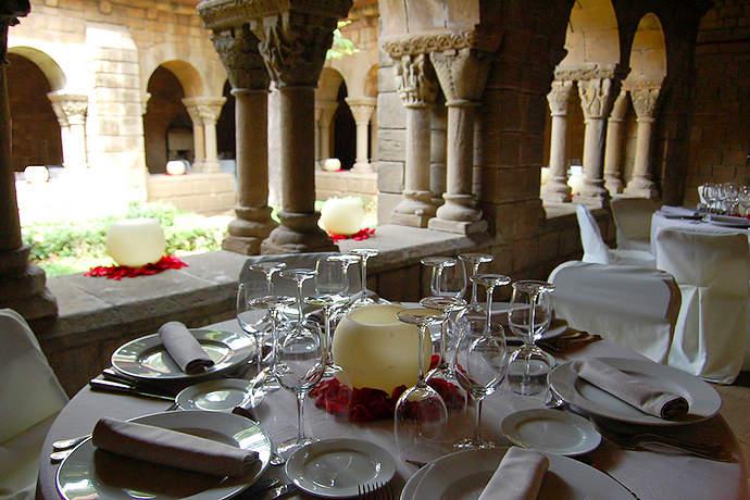 рестораны в испанской деревне
