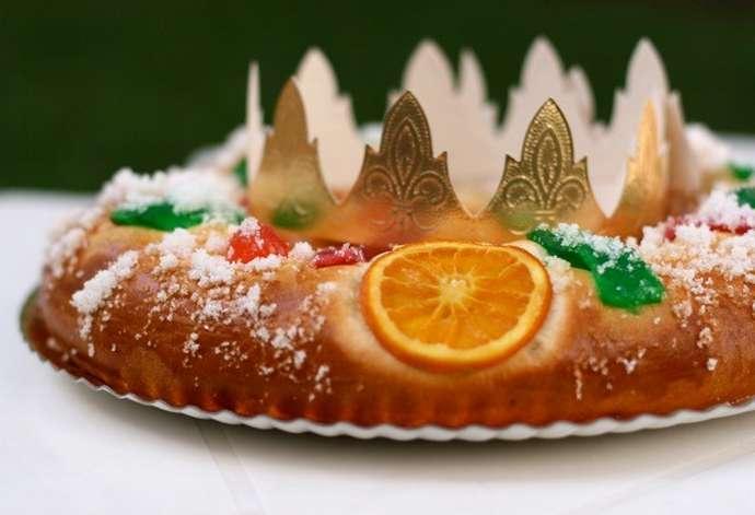 праздники и фестивали Жироны: хлеб на праздник Парад волхвов
