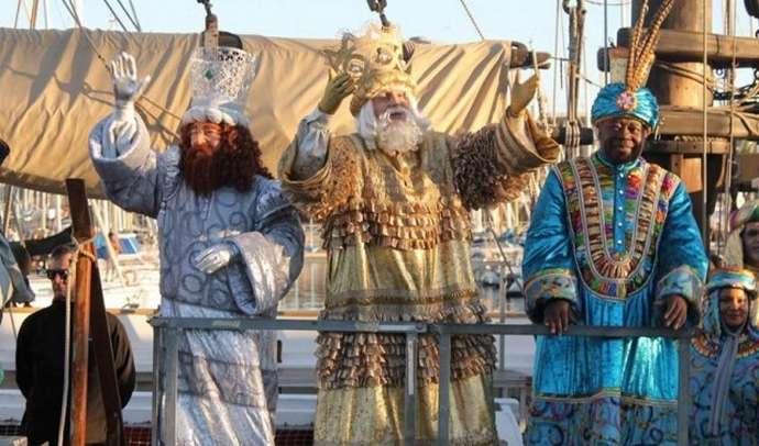 праздники и фестивали Жироны: парад волхвов