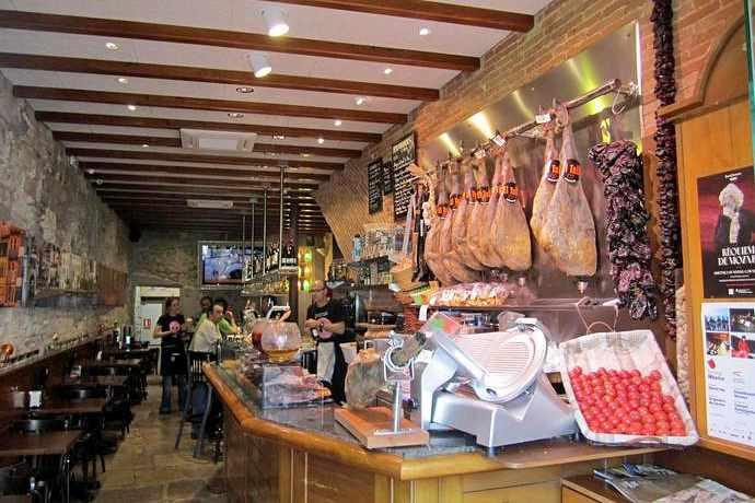 рестораны каталанской кухни